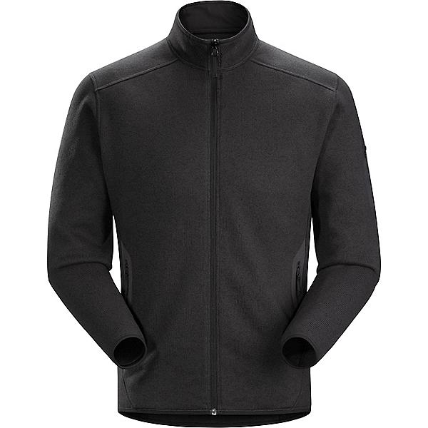 Arc'teryx Covert Cardigan - Men's - XL/Black Heather, Black Heather, 600