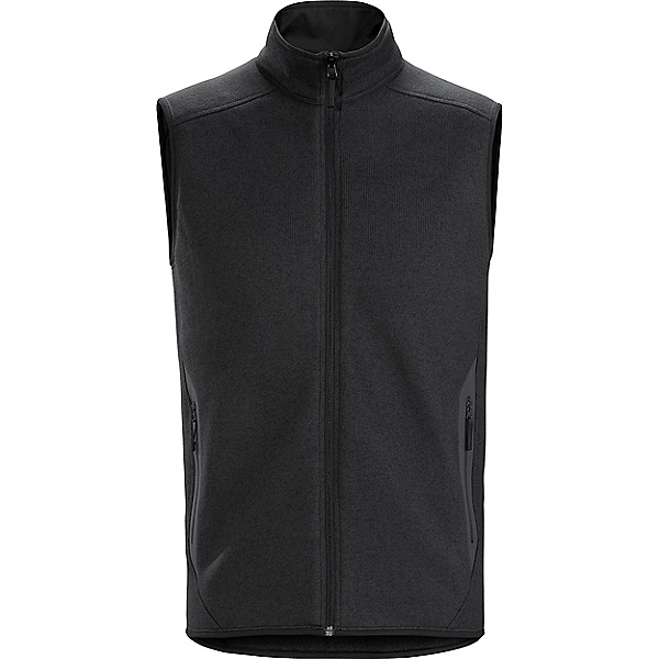 Arc'teryx Covert Vest - Men's, Black Heather, 600