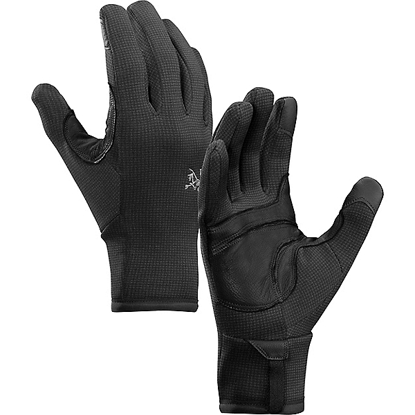 Arc'teryx Rivet Glove - Unisex, Black, 600
