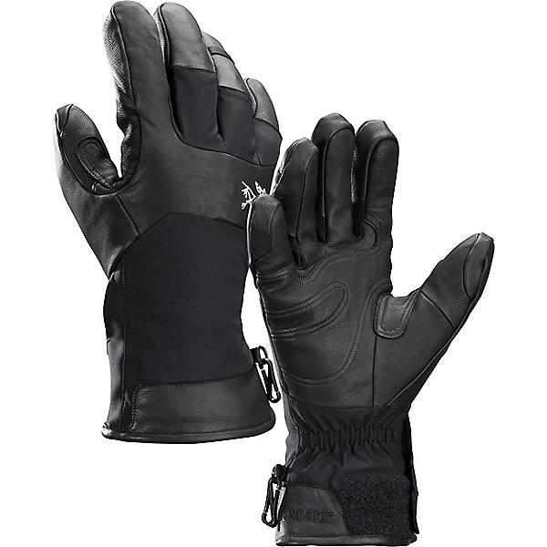 Arc'teryx Sabre Glove - Unisex - LG/Black, Black, 600