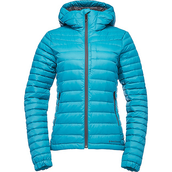 Black Diamond Access Down Hoody - Women's - LG/Aqua Verde, Aqua Verde, 600