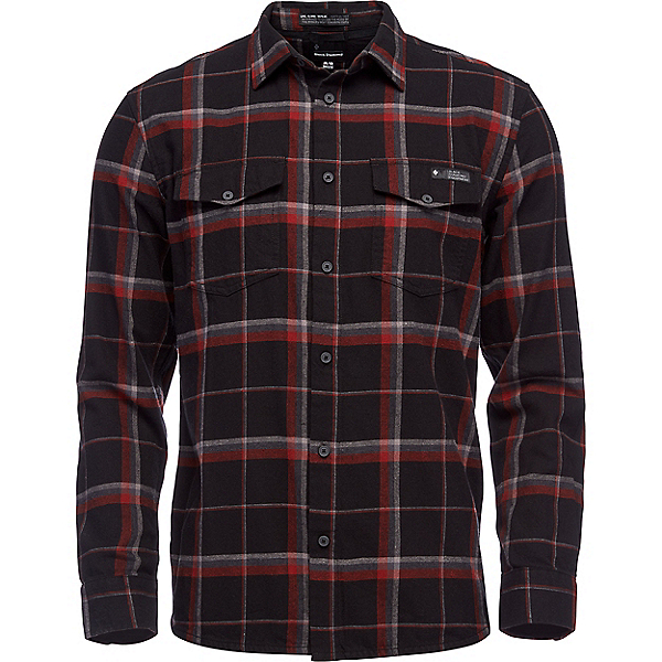 Black Diamond Valley LS Flannel Shirt - Men's, , 600