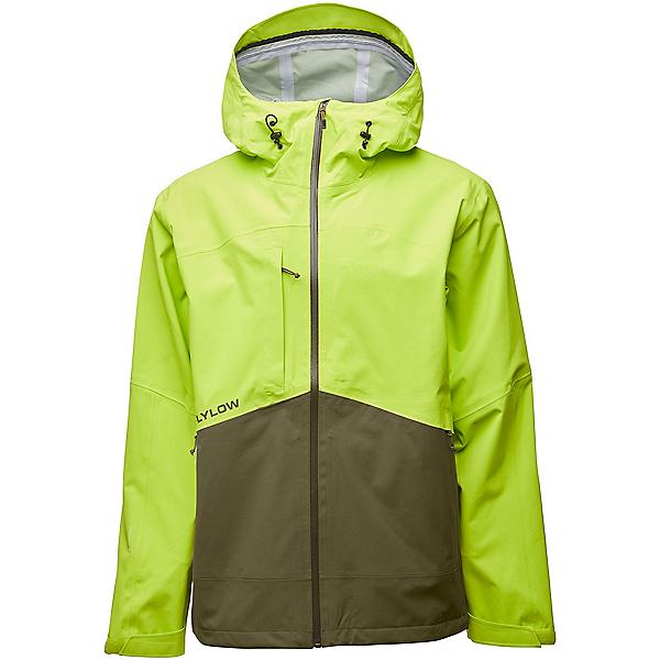 Flylow Higgins 2.1 Jacket - Men's, Lichen-Kelp, 600