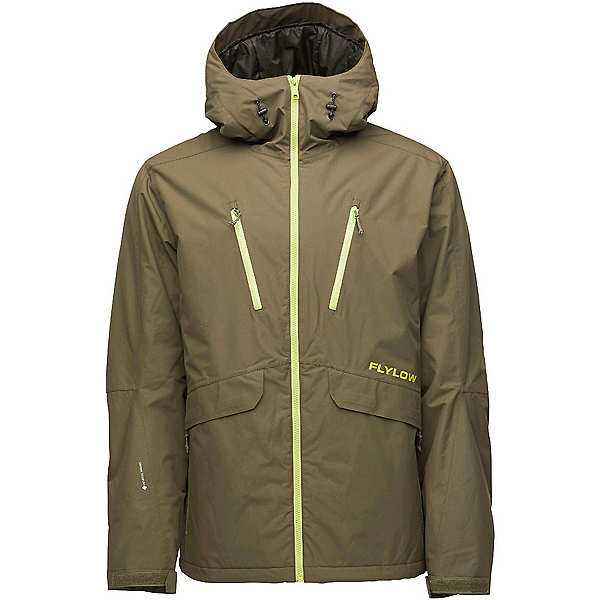 Flylow Roswell Jacket - Men's, Kelp, 600