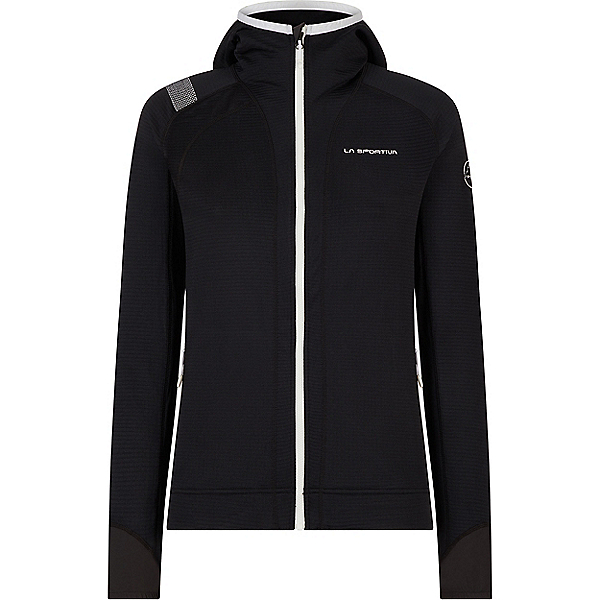 La Sportiva Kix Hoody - Women's - XL/Black, Black, 600