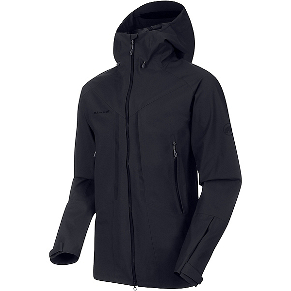 Mammut Masao HS Hooded Jacket - Men's, Black, 600
