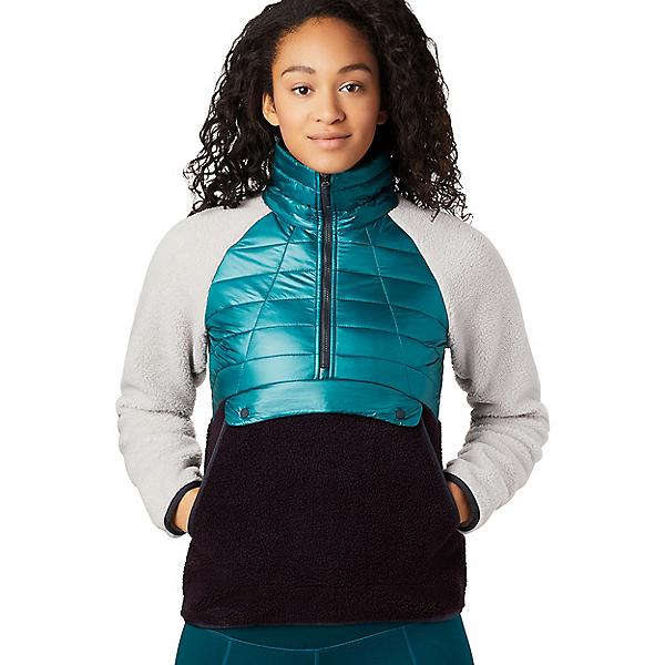 Mountain Hardwear Altius Hybrid Pullover - Women's, , 600
