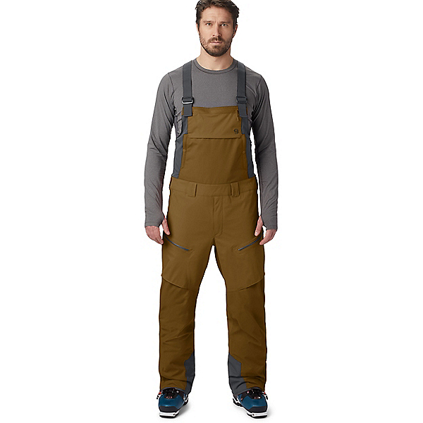 Mountain Hardwear FireFall Bib - Men's, Golden Brown, 600