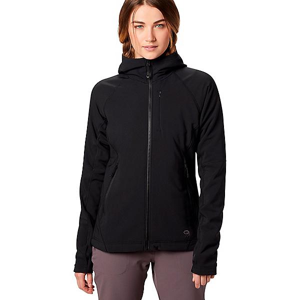 Mountain Hardwear Keele Hoody - Women's - LG/Black, Black, 600
