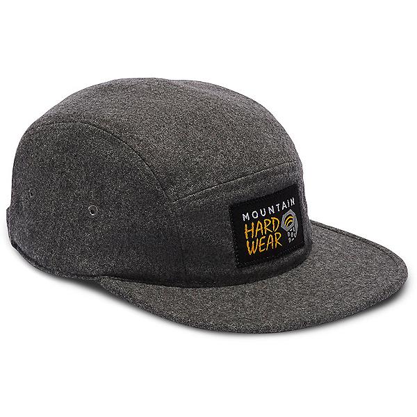 Mountain Hardwear MHW Logo Camp Hat - Men's, Graphite, 600