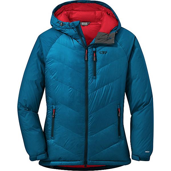 Outdoor Research Alpine Down Hooded Jacket - Women's, , 600