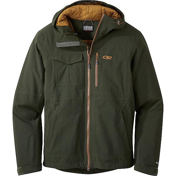 Outdoor Research Blackpowder II Jacket - Men's - XL/Forest, Forest, 600