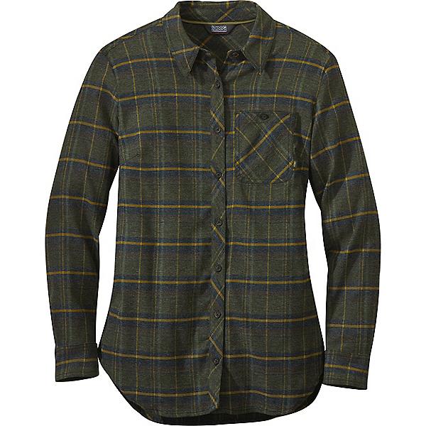 Outdoor Research Kulshan Flannel Tunic - Women's, , 600
