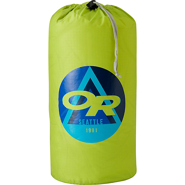 Outdoor Research Graphic Stuff Sack 20L Epicenter, Lemongrass, 600