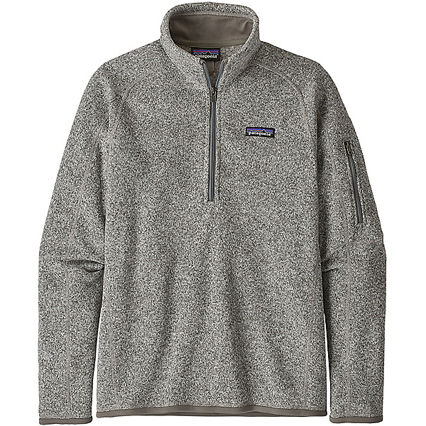 Patagonia Better Sweater 1/4 Zip - Women's, , 600