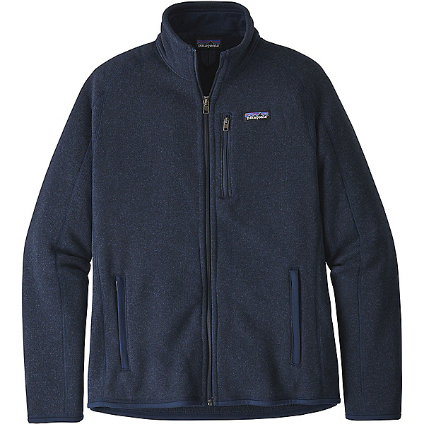 Patagonia Better Sweater Jacket - Men's - XL/New Navy, New Navy, 600