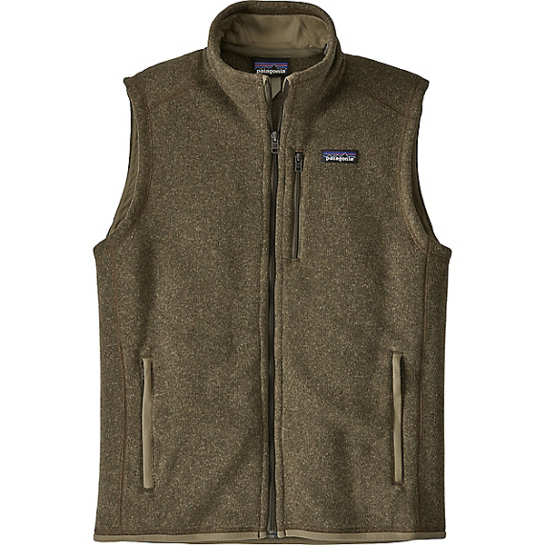 Patagonia Better Sweater Vest - Men's, Sage Khaki, 600
