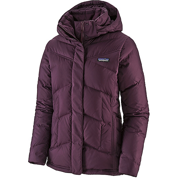 Patagonia Down With It Jacket - Women's - LG/Deep Plum, Deep Plum, 600