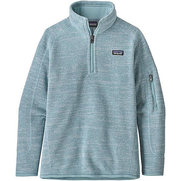 Patagonia Better Sweater 1/4 Zip - Girls', , 600