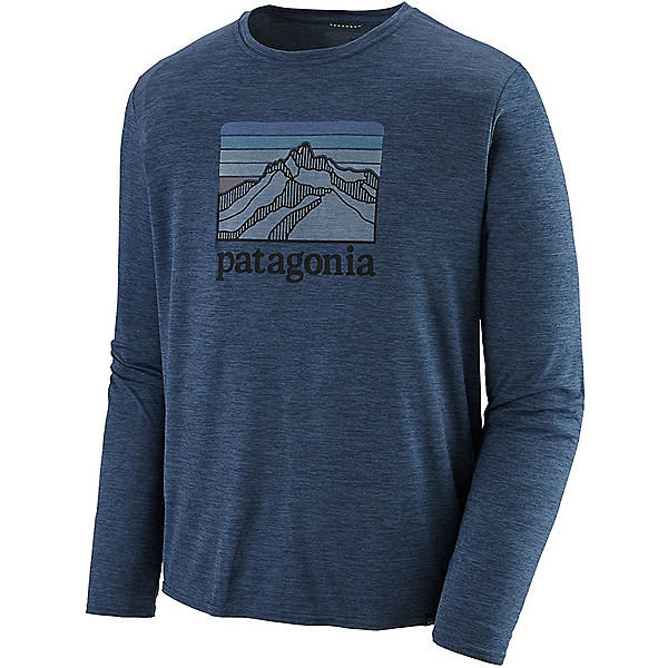 Patagonia L/S Cap Cool Daily Graphic Shirt - Men's, , 600