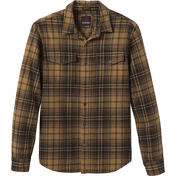 prAna Plano Flannel  Slim - Men's, , 600