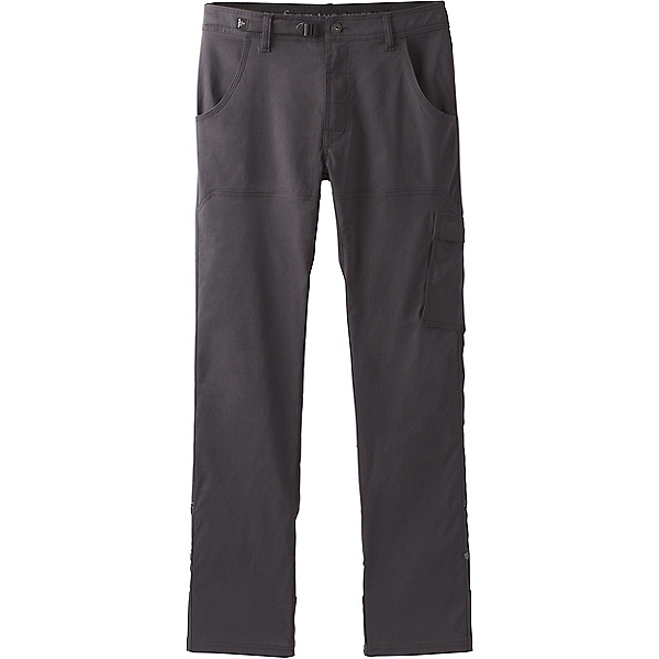 prAna Stretch Zion Straight 34in - Men's - 38/Charcoal, Charcoal, 600