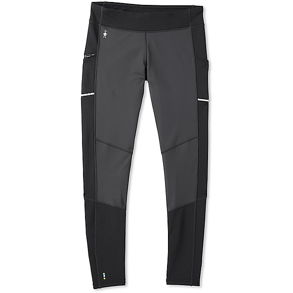 Smartwool Merino Sport Fleece Wind Tight - Women's - XS/Black, Black, 600