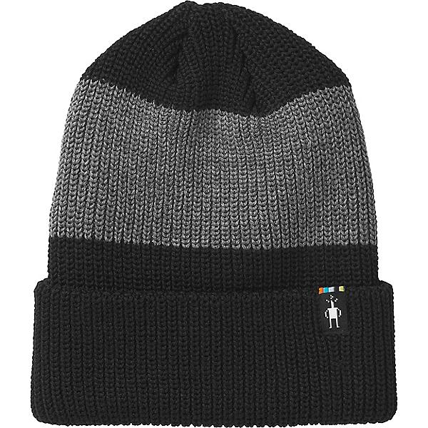 Smartwool Men's Snow Seeker Ribbed Cuff Hat - Men's, Black, 600