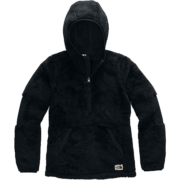 The North Face Campshire Pullover Hoodie 2.0 - Women's - LG/TNF Black, TNF Black, 600