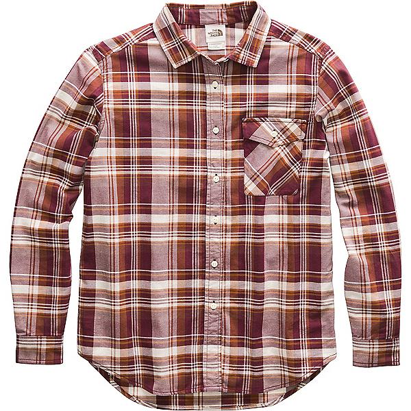 The North Face L/S Boyfriend Shirt - Women's, , 600