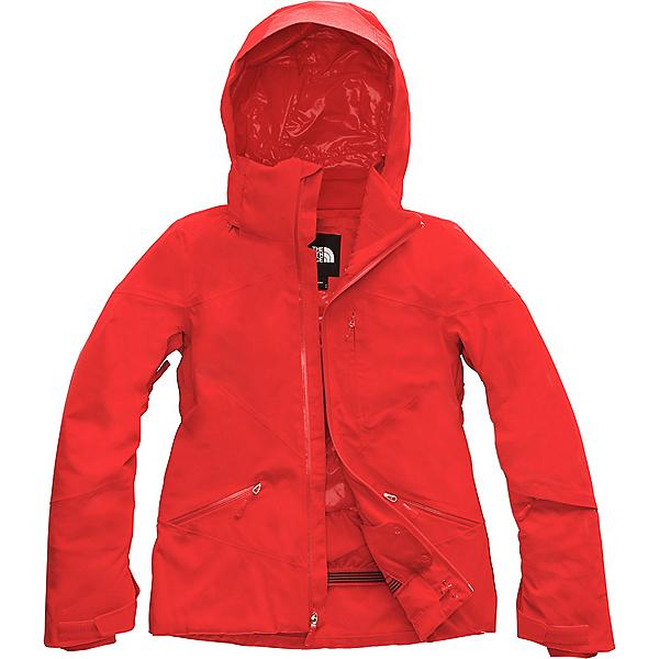 The North Face Lenado Jacket - Women's - LG/Fiery Red, Fiery Red, 600