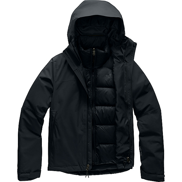The North Face Mountain Light Triclimate Jacket - Women's - LG/TNF Black-TNF Black, TNF Black-TNF Black, 600