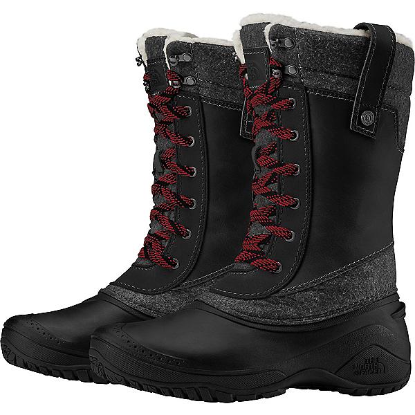 The North Face Shellista III Mid - Women's - 8/TNF Black-Zinc Grey, TNF Black-Zinc Grey, 600