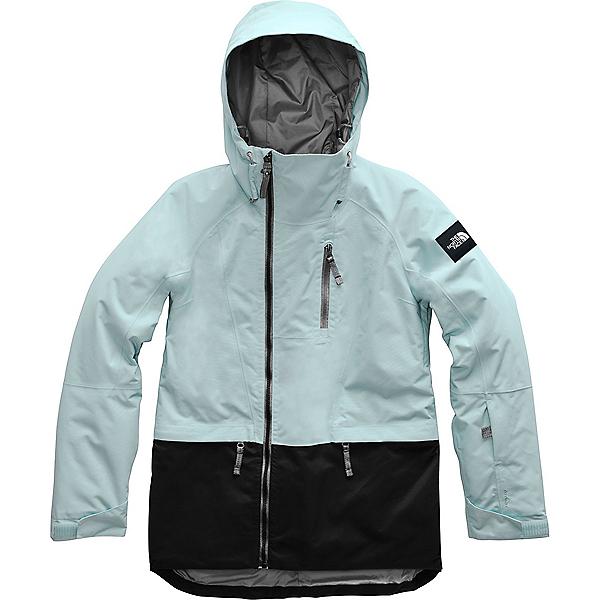 The North Face Superlu Jacket - Women's - LG/Cloud Blue-TNF Black, Cloud Blue-TNF Black, 600