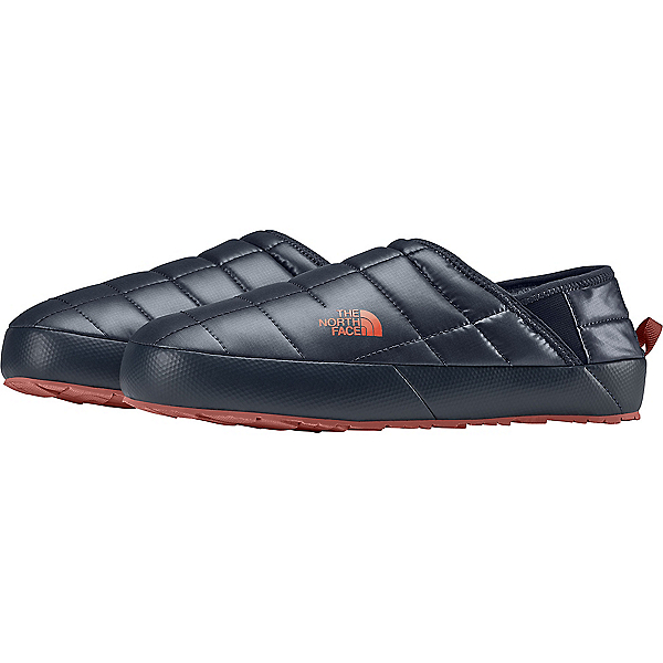 The North Face ThermoBall Traction Mule V - Men's - 9/Urban Navy-Picante Red, Urban Navy-Picante Red, 600