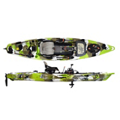 Feelfree Lure 13.5 Kayak with Overdrive Pedal Drive, , medium