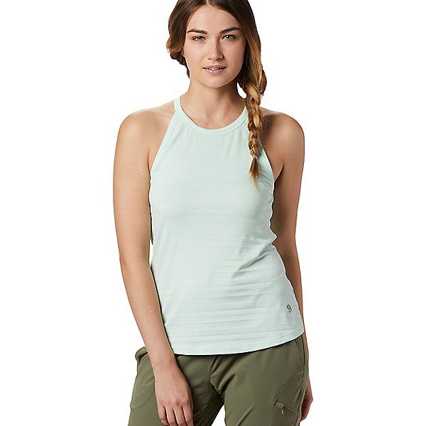 Mountain Hardwear Mighty Stripe Tank - Womens - MD/Pristine, Pristine, 600
