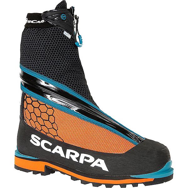 Scarpa Phantom Tech - Men's - 46/Black-Bright Orange, Black-Bright Orange, 600