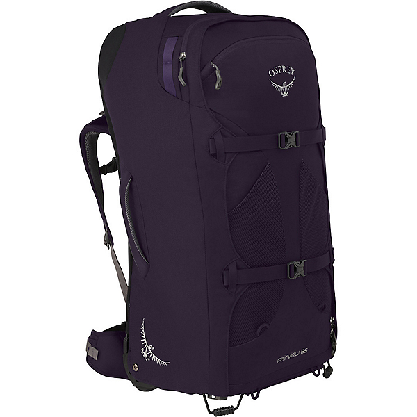Osprey Fairview Wheeled Travel Pack 65 - Women's, Amulet Purple, 600