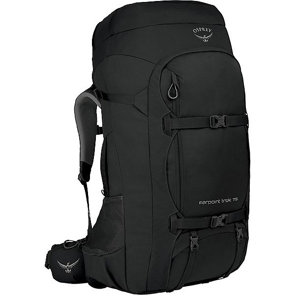 Osprey Farpoint Trek Travel Pack 75 - Men's, Black, 600