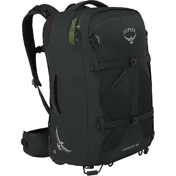 Osprey Farpoint Wheeled Travel Pack 36 - Men's, Black, 600