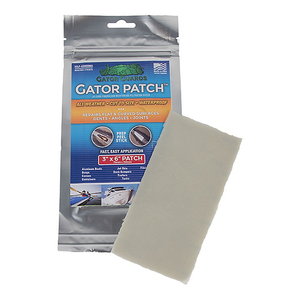 "Gator Guards Kayak Keel Guard 6"" x 9"", , 600"