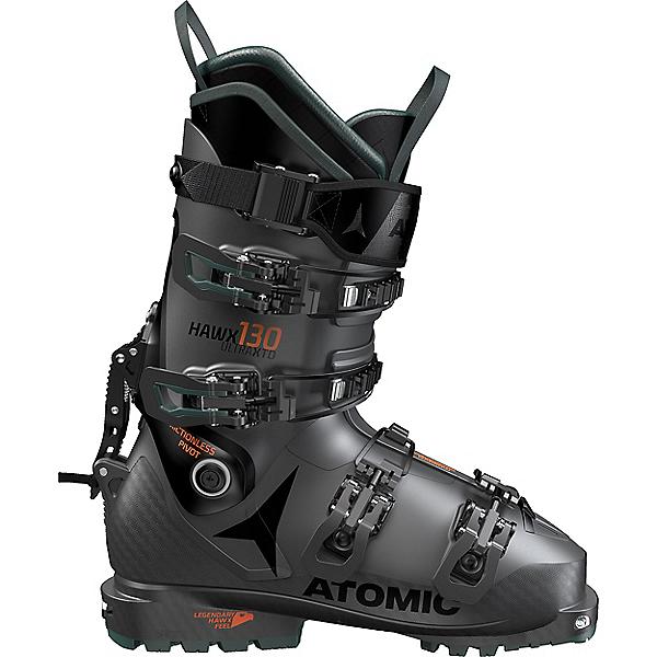 Atomic Hawx Ultra XTD 130 24/24.5 - Men's - 28/Anthracite-Green-Black, Anthracite-Green-Black, 600
