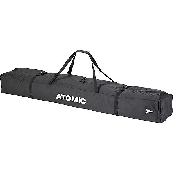 Atomic Double Ski Bag, Black-White, 600