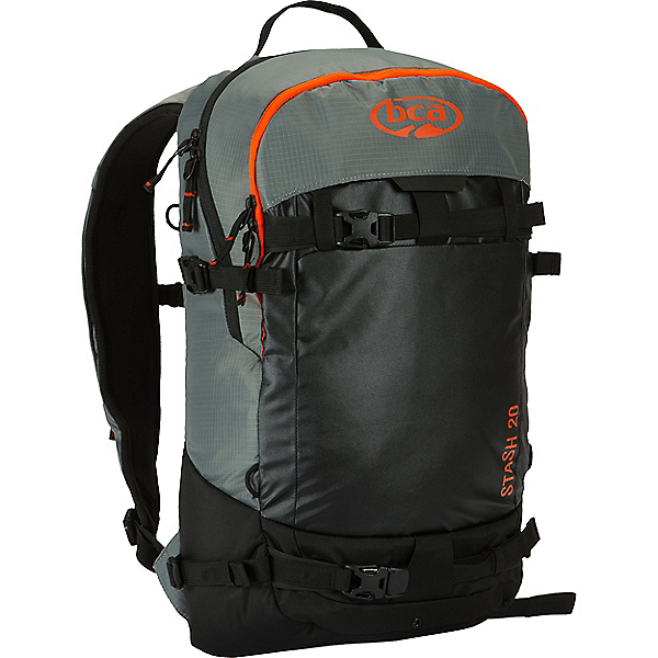 Backcountry Access Stash 20 Backpack, Graphite, 600