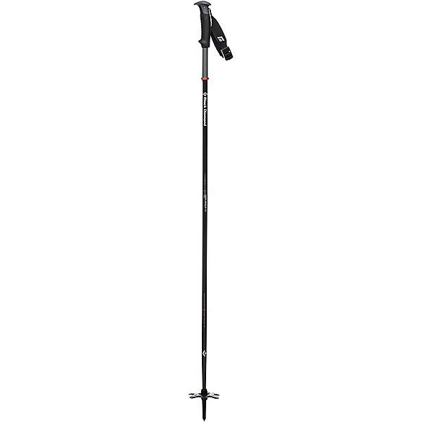 Black Diamond Carbon Compactor Ski Poles, None, 600