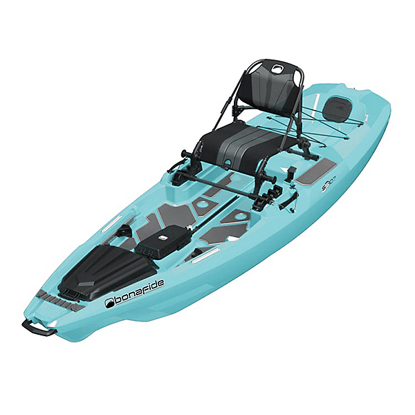 Bonafide SS107 Sit on Top Fishing Kayak, , 600