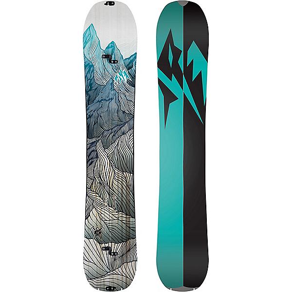 Jones Solution Snowboard - Women's, , 600
