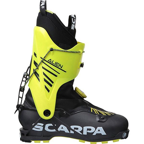 Scarpa Alien Ski Boot - 28/Carbon Black, Carbon Black, 600