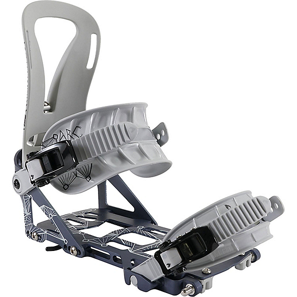 Spark R&D Arc Bindings - Men's - LG/Ash, Ash, 600
